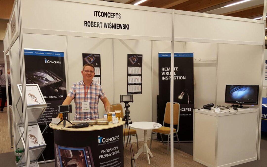 45 Krajowa Konferencja Badań Nieniszczących, Kołobrzeg, 18-20.10.2016
