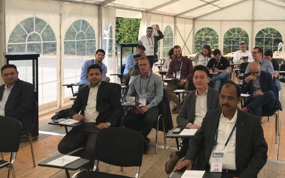 ITConcepts Sales Meeting, Lahnau, 04-07.09.2018