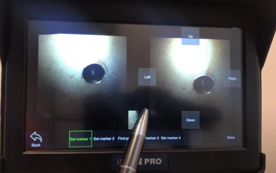 Pomiary Stereo w naszych wideoendoskopach