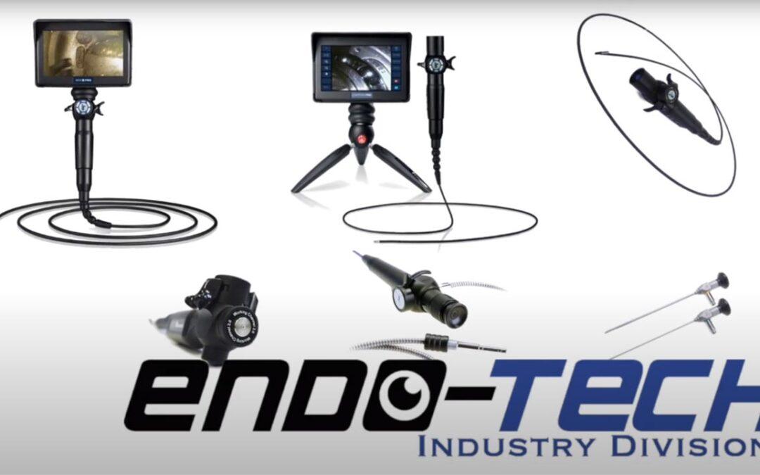 Sonda DualView w wideoendoskopach serii PRO