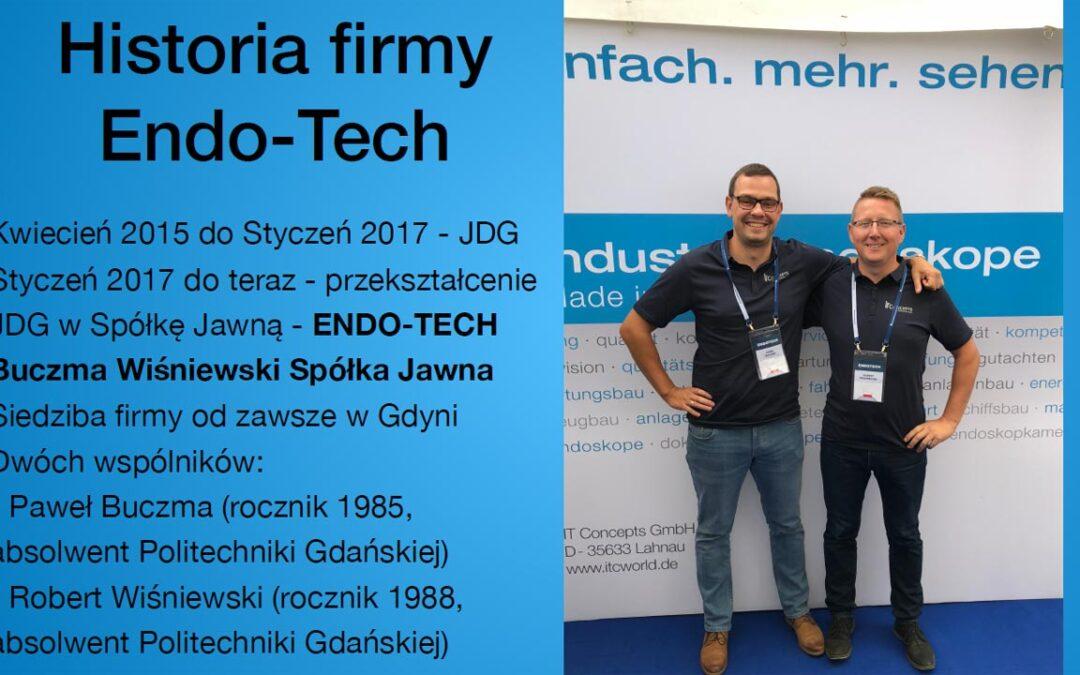 Prezentacja firmy Endo-Tech
