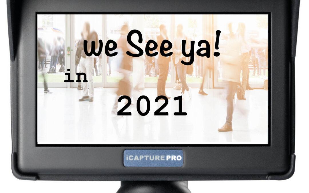 Do zobaczenia na targach w 2021 roku